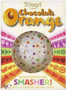 Terrys Chocolate Orange Milk / White / Popping Candy / Honeycomb 170g & 175g £1.37 @ Morrisons
