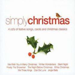 Christmas albums  [4 CD] for 1.99£ @bee.com