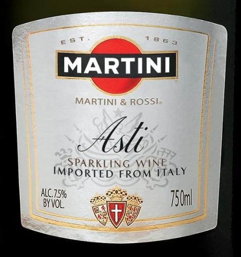 Asti Martini Spumante £5 at Morrisons - in store.