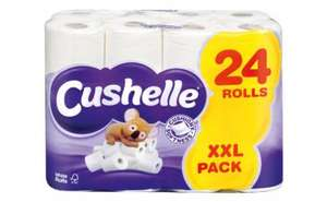 Cushelle Toilet Roll - XXL 24 Pack £6.99 at Lidl