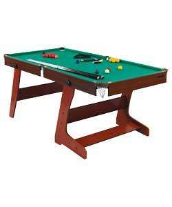 6ft snooker and pool table was £299.99 now just £99.99 + 8.95 postage at Argos