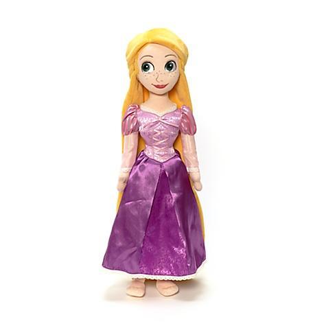 Disney Princess Soft Toy Dolls - (were £16) now £10 @ Disney Store (Online & Instore)