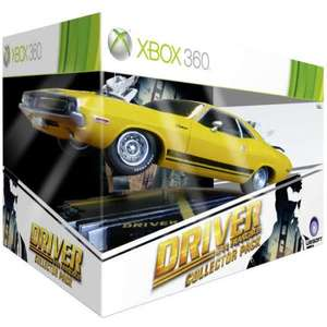 Driver San Francisco Collectors Edition (Xbox 360) £31.95 using VCODE30 @ TheHut
