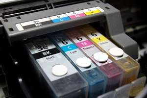 Printer Ink Sale - e.g. Pixma MP220 - 2 Black, 1 colour & 6x4 paper - £25.83 @ Cartridge People