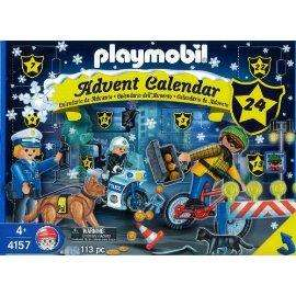 Playmobil Police Advent Calendar  £11.99 & Playmobil Christmas In The Forest Advent Calendar £12.99 @ Mail Order Express