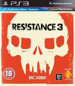 Resistance 3 (PS3) Preowned £24 @ Blockbuster Instore