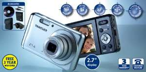 Traveller 14 Megapixel Digital Camera £49.99 @ Aldi (from Thursday 13th)