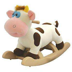 My First Rocking Cow, Caterpillar or Horse £20 @ Asda