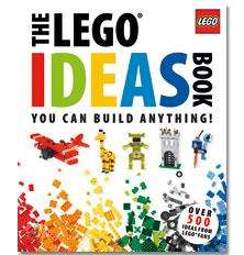 The LEGO Ideas Book (Hardback) £4.99 delivered @ The Book People