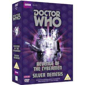 Doctor Who - The Cybermen Box Set [DVD] £9.97 @ Amazon