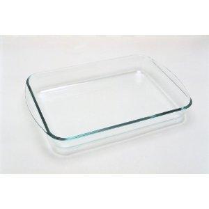Pyrex Pyroflam Glass Rectangular Roaster, 35x23cm £4.58 @ Amazon