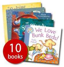 Bedtime Fun For Everyone Collection - 10 Books - £9.99 delivered (using code 241PLUS) @ The Book People