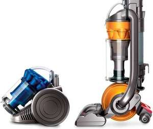 Recycle your old vacuum (any make) and get £60 off a new Dyson Upright or Cylinder Vacuum @ Dyson