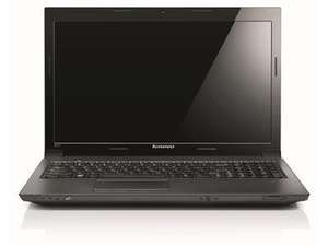 "Lenovo IdeaPad B570 i3-2310M 4GB 500GB DVD-RW 15.6"" W7HP from dabs.com £389"