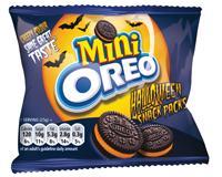 NEW Mini Oreo Halloween Special Edition 6 pk £1.00 at ASDA instore