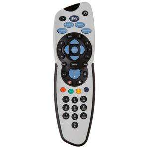 Sky+ / Sky HD Digibox TV Remote Control (Fully Compatible) - REV 8.0 - £5.99 Delivered @  7DayShop
