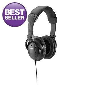 Lenco Noise Cancelling Headphones was £27 Now £15.00 Save £12 @asda