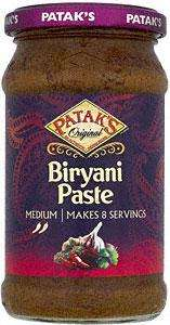 Patak's Curry Pastes and Pickles £1.78 any 2 FOR 1 @ Tesco