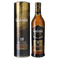Glenfiddich 18Yo Malt 70Cl £30.36 at tesco online and instore
