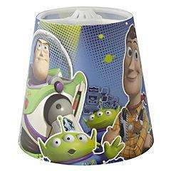 Toy Story Lamp Shade £4.50 @ Sainburys was £9
