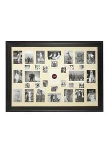 Large Collage Pictire Frame was £35 now £5.50 use code to get 20%off -Matalan