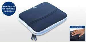 "Laptop sleeves in 12"", 15.4"" or 17"" sizes @ ALDI for £6.99"