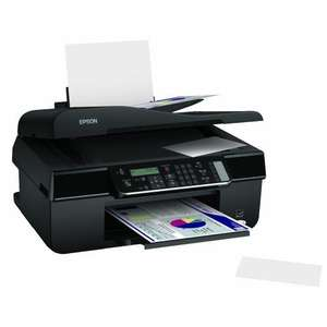 Epson Stylus Office BX305F All-in-One Inkjet Printer (Print,Scan,Copy,Fax) @ Amazon £44.99