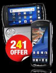 Buy One Sony Ericsson Play and Get another Free  £439 @ Digitalphone