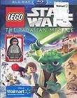 Lego Star Wars: The Padawan Menace DVD £5 & Bluray £8 @ Tesco