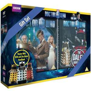 Doctor Who Gift Set 2011 - A Christmas Carol £7.95 + £1.99 delivery at Sendit