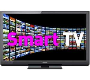 Panasonic Smart VIERA TX-P42S30B 42-inch Full HD 1080p 600Hz Internet-Ready Plasma TV with Freeview HD £451.00 @ Amazon