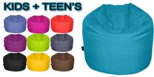 Large  Bean Bag with Beans - £16.99 delivered @ eBay Cane Furniture Cushions Outlet