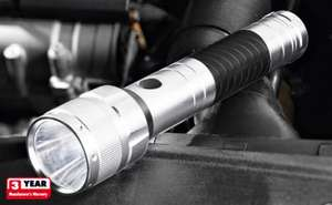 CREE LED Torch £14.99 @ Lidl
