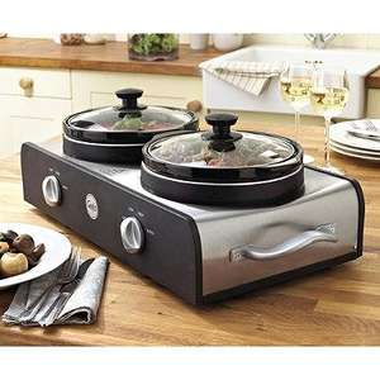 Gordon Ramsay Cooks Party Slow Cooker £34.99 @ ARGOS