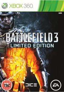 Battlefield 3 - Limited Edition - 360/PS3 - £31.99 (w/voucher) @ Sainsbury's Entertainment