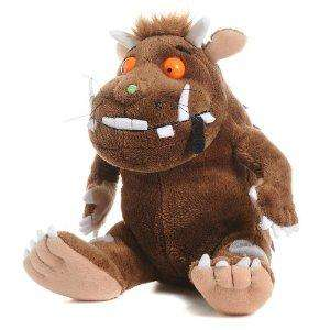 16 Inch Gruffalo Sitting Soft Toy - £11.99 delivered @ Amazon