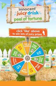 Free Stuff From innocent – New Offer