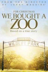 Free tickets to We Bought A Zoo. For Natwest / RBS customers