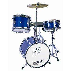 Performance Percussion - 3 Piece Drum Kit - Blue £88.99 & Free Delivery @amazon