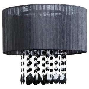 Grazia Voile Droplets Light Shade  was £19.99 now £9.99 @ Argos