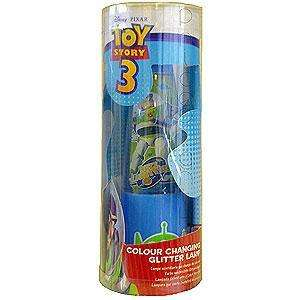 Toy Story Colour Changing Glitter Lamp @ Home Bargains £1.99 in store