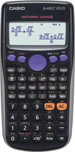 Casio Calculator fx-83GT PLUS - Tesco - £1.25
