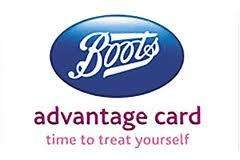 £10 worth of points when you spend £50 instore/ £75 online @ BOOTS