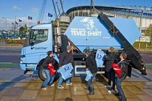 The Great Carlos Tevez Shirt Exchange. Get a NEW Shirt!