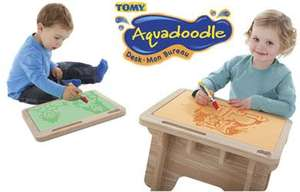 Aquadoodle Desk only £11.99 + free delivery to local store @ The Entertainer (The Toy Shop)