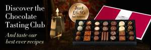 Introductory offer to Hotel Chocolat tasting club only £1.95!