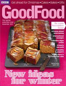 12 issues BBC Good Food mag £36 > £21 @ BBC mags