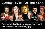 Laugh or the Polar bear gets it! Charity gig featuring Tim Minchin, Greg Davies and more!!!