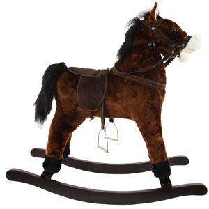 galloping  & neighing rocking horse only £22.98 delivered @home bargains online