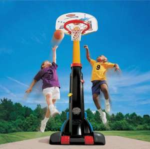 Little Tikes Easy Store Basketball Set £44.99 delivered @ Adventure Toys